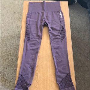 Gymshark energy seamless high waisted leggings